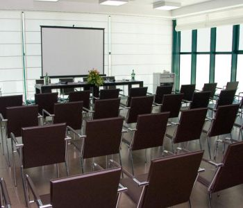 Hotel-Link-a-Cosenza-Sala-meeting--Sedia-Genny-in-cuoio